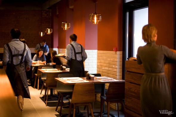 Перед открытием: репортаж из бургер-бара Corner Burger. Изображение № 7.