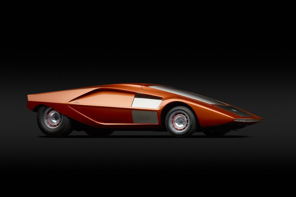 Фото дня: Футуристические автомобили на выставке Dream Сars. Изображение № 2.