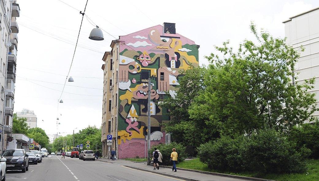 Астраханский переулок, дом 8. Изображение № 44.