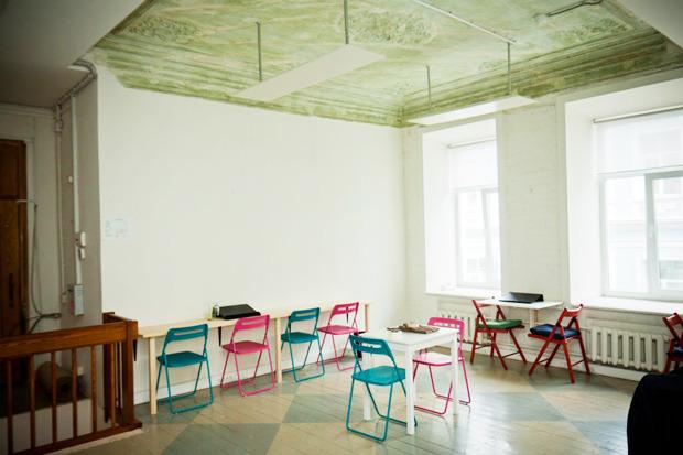 Новое место: Коворкинг икофейня Les. Изображение № 23.