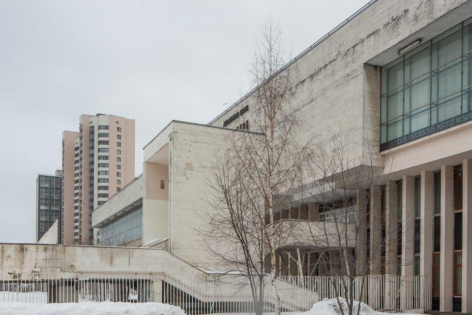 Юрий Болотов — о том, почему ИНИОН РАН должен быть восстановлен. Изображение № 19.