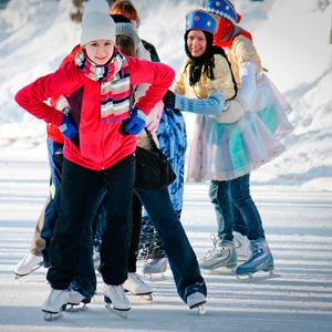 Лёд тронулся: Открытые катки в Петербурге . Изображение № 4.