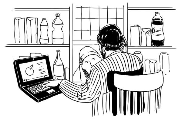 Как всё устроено: Продавец в ларьке. Изображение № 2.