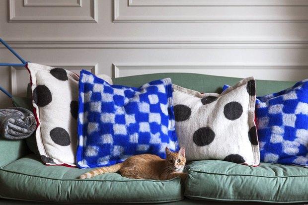 Как преобразить квартиру спомощью текстиля. Изображение № 4.