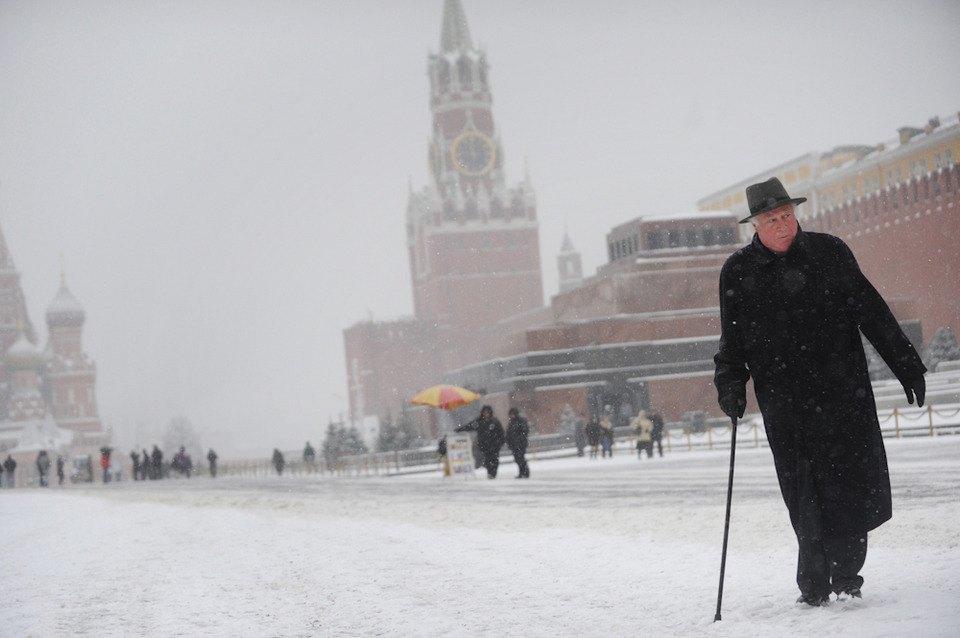 Камера наблюдения: Москва глазами Дмитрия Костюкова. Изображение № 5.