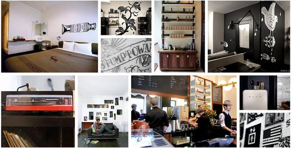 Владельцы кафе Friends Forever откроют дизайнерский мини-отель. Изображение № 5.