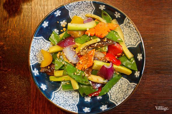Хрустящие овощи вок — 210 рублей. Изображение № 45.