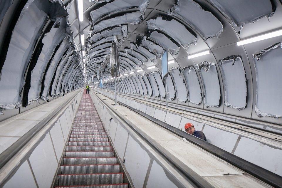 Как изменилась станция «Лиговский проспект» загод ремонта. Изображение № 6.