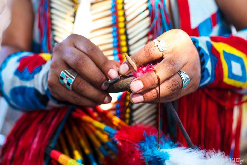 Гости столицы: Как вМоскве оказались индейские музыканты. Изображение № 15.