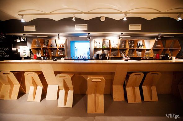 Новое место (Петербург): Кафе-бар Artek. Изображение № 28.