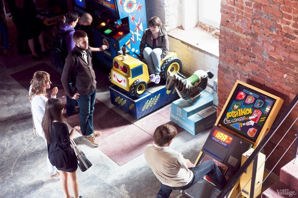 Люди в городе: Первые посетители «Музея советских игровых автоматов». Изображение № 14.