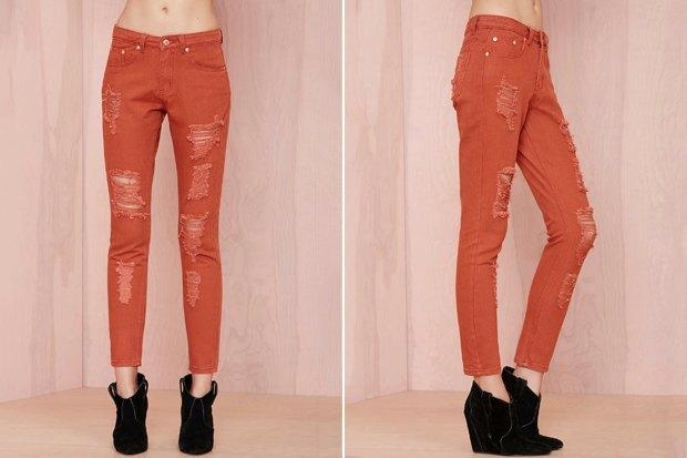 Где купить женские джинсы прямого кроя: 9вариантов от2до 36тысяч рублей. Изображение № 3.