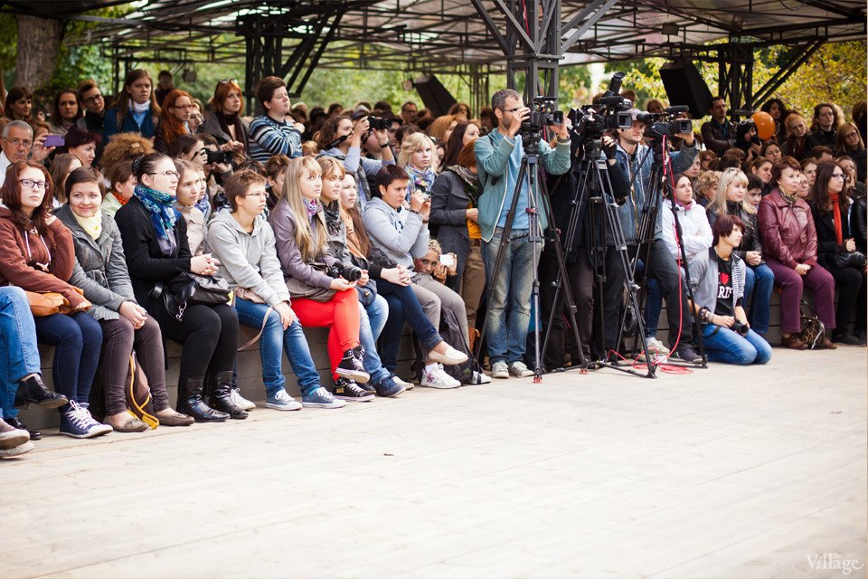 Люди в городе: Москвичи на фестивале Bookmarket. Изображение № 4.