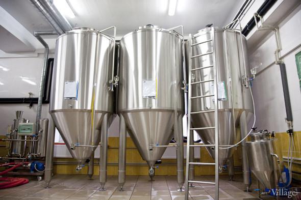 Репортаж: Как варят пиво в частной московской пивоварне. Изображение № 28.