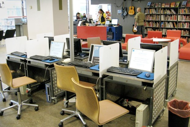 Иностранный опыт: Какбиблиотека вХельсинки стала «третьим местом». Изображение № 5.