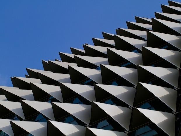 Дизайн от природы: Дом-лотос и супердеревья в Сингапуре. Изображение № 11.