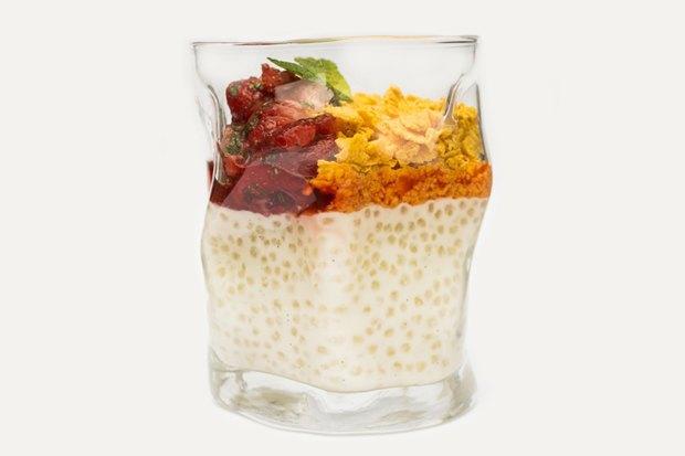 Завтраки дома: Тапиока скокосовым молоком ифруктами изCrabs are Coming. Изображение № 1.