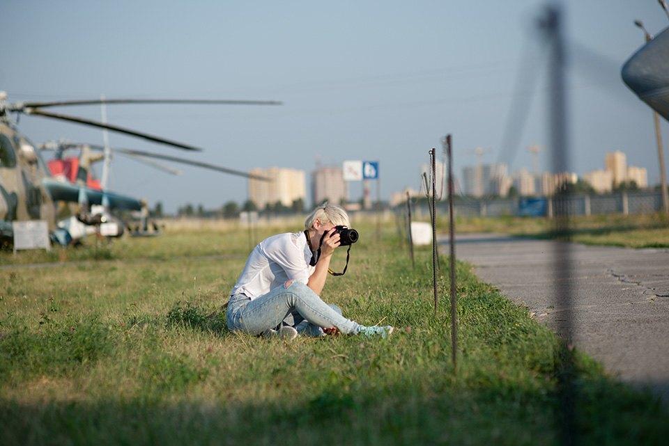 Фотосъёмка в Музее авиации. Изображение № 18.
