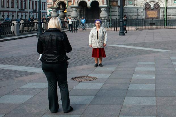 Эксперимент The Village: Самые популярные места для фотографий из Петербурга. Изображение № 60.