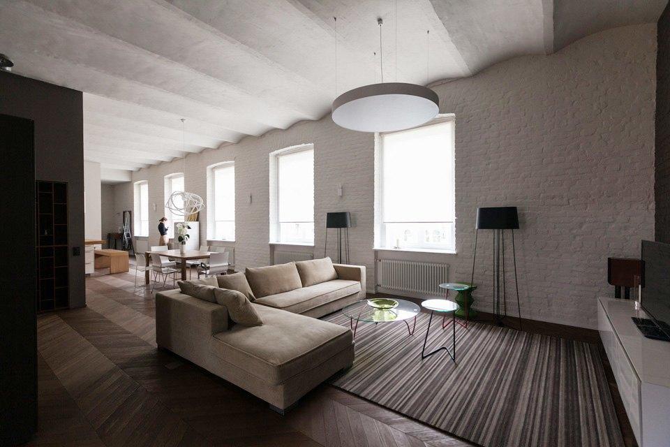 Квартира владельцев галереи Bulthaup наБольшой Конюшенной. Изображение № 3.