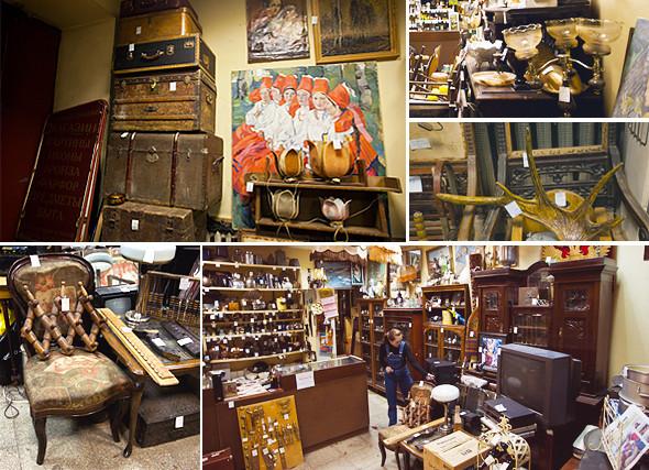 Глубокоуважаемый шкаф: 5 мебельных комиссионных магазинов Петербурга. Изображение № 19.