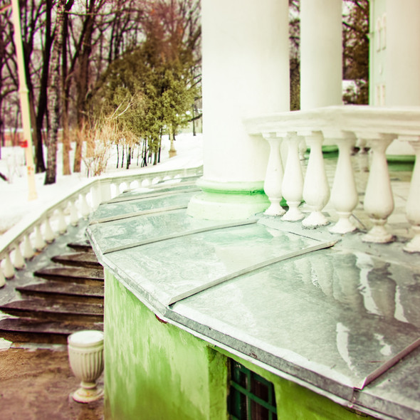 В зоне риска: Зелёный театр на ВВЦ. Изображение № 13.