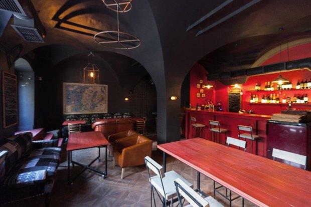9 новых баров вПетербурге. Изображение № 3.