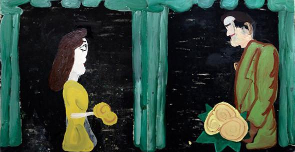 В Москву привезли полотна 77-летней «молодой звезды» Роуз Вайли. Изображение № 10.