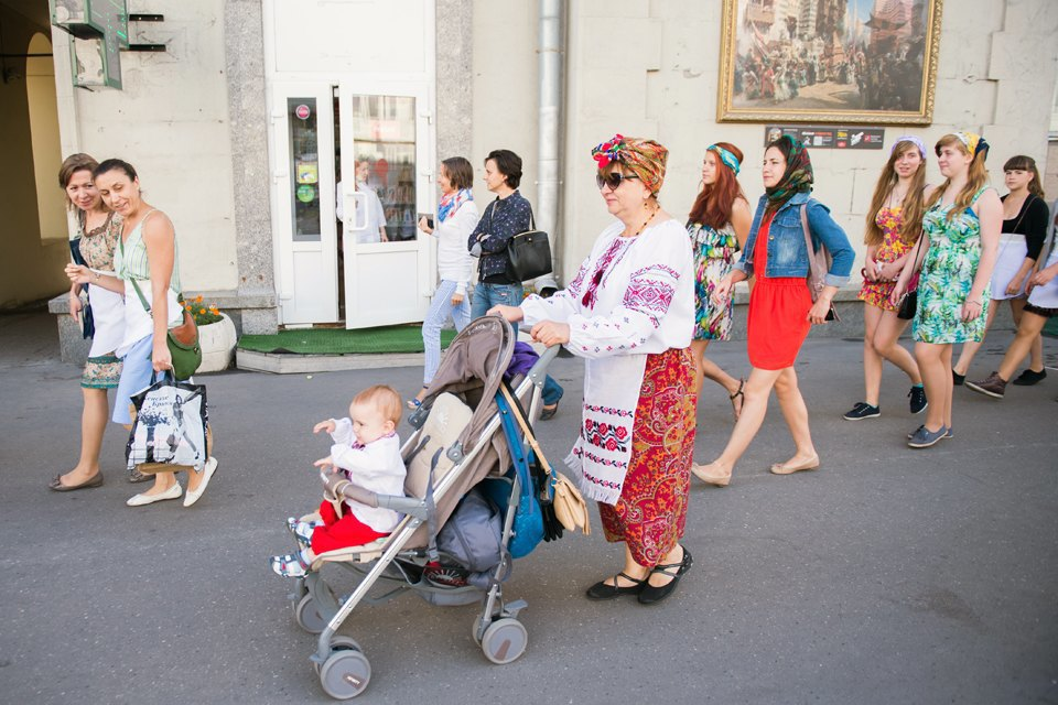 Шествие бабушек наТверской. Изображение № 13.
