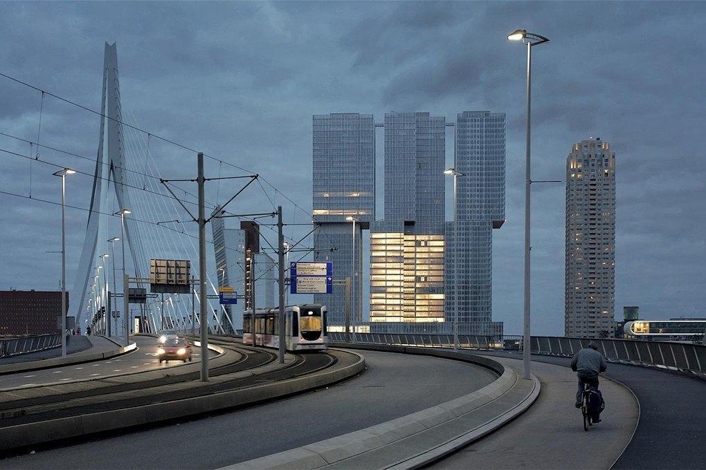 Hopes Tech: 15 самых эффектных небоскрёбов мира. Изображение № 7.
