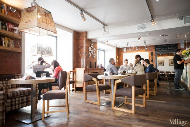 Новое место: Ресторан «Как есть». Изображение № 6.