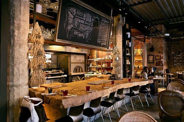 Ресторан Lesartists. Изображение № 21.