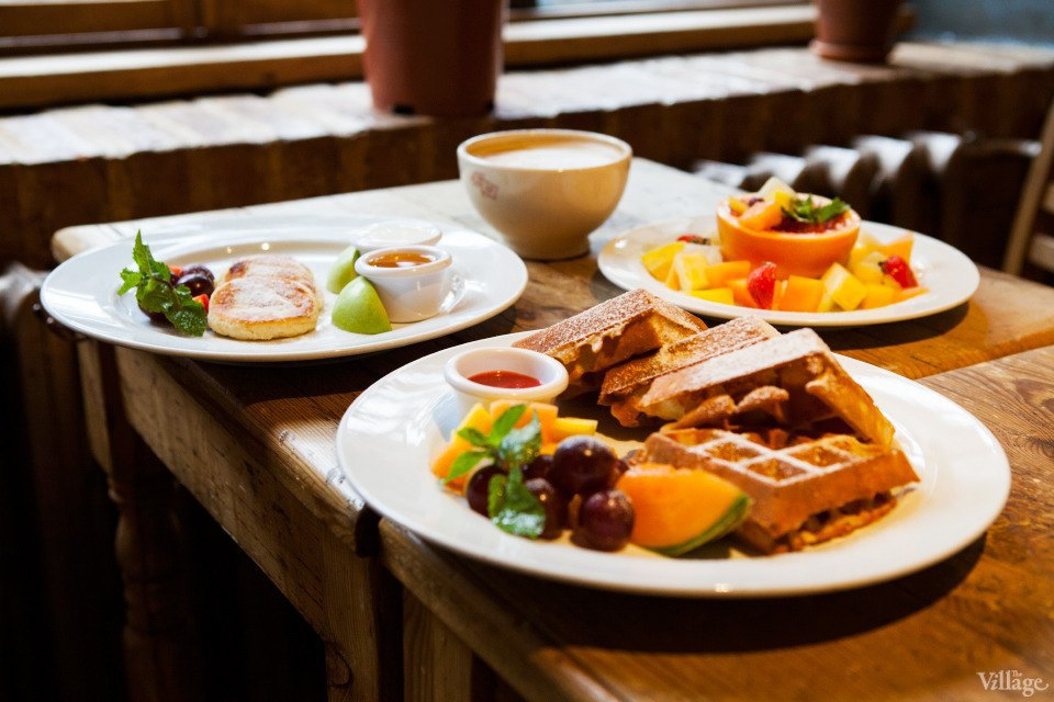Пока ты спал: Ранние завтраки в Москве. Изображение № 12.