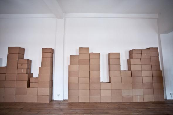Группа «Фабрика»: Гид по арт–пространствам Обводного канала. Изображение № 104.