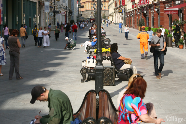 Фото дня: Как выглядит Никольская после реконструкции. Изображение № 11.