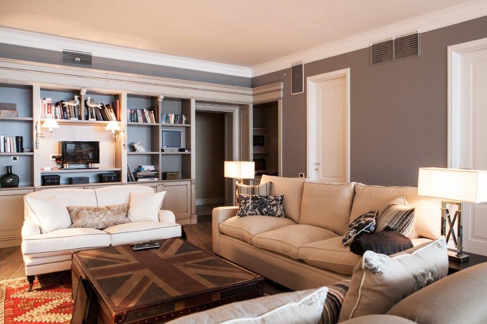 Избранное: 9 дизайнерских квартир . Изображение № 7.