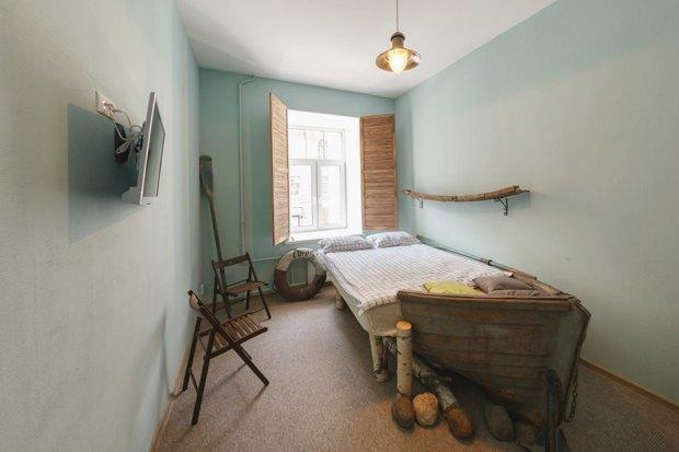 Свежий номер: 7 новых хостелов вПетербурге . Изображение № 1.