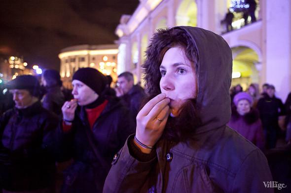 Хроника выборов: Нарушения, цифры и два стихийных митинга в Петербурге. Изображение № 11.