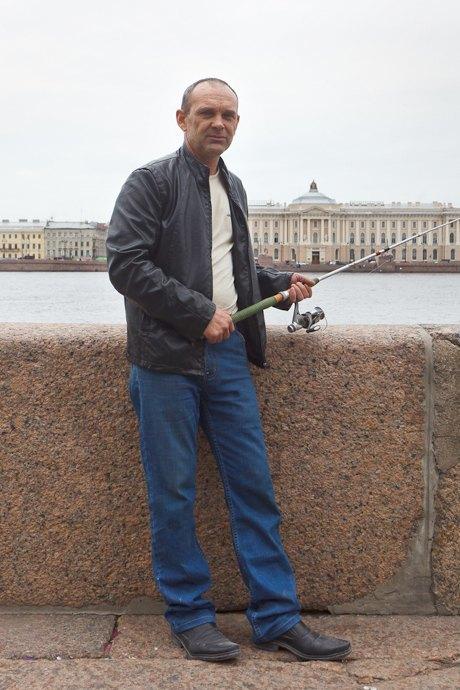 Люди в городе: Рыбаки Петербурга. Изображение № 24.