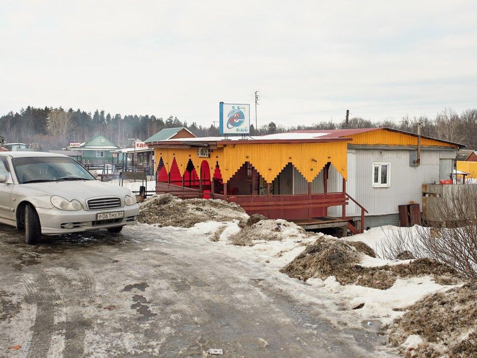 Как вмордовском лесу  живёт кулинарная  столица России. Изображение № 23.