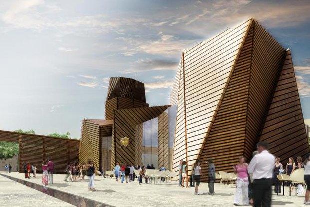 Проект здания Музея казачества в Волгограде. Изображение № 15.