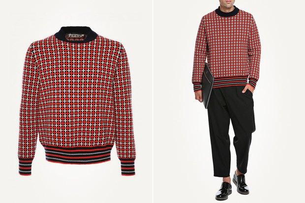 Где купить мужской свитер: 9вариантов от2800 до42тысяч рублей. Изображение № 10.