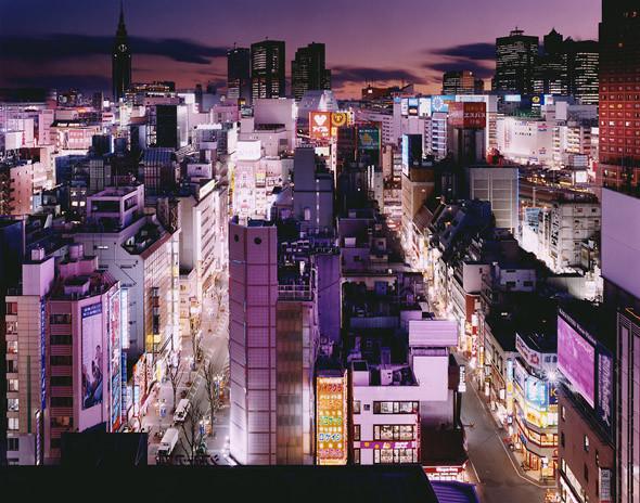Современная японская фотография в Москве. Изображение № 26.