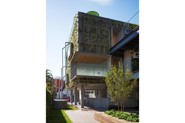 Дизайн от природы: Тропическая архитектура Бразилии. Изображение № 18.