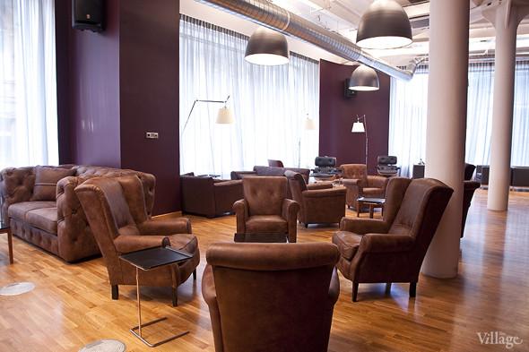 Офис недели (Москва): Клубный офис Cabinet Lounge. Изображение № 15.
