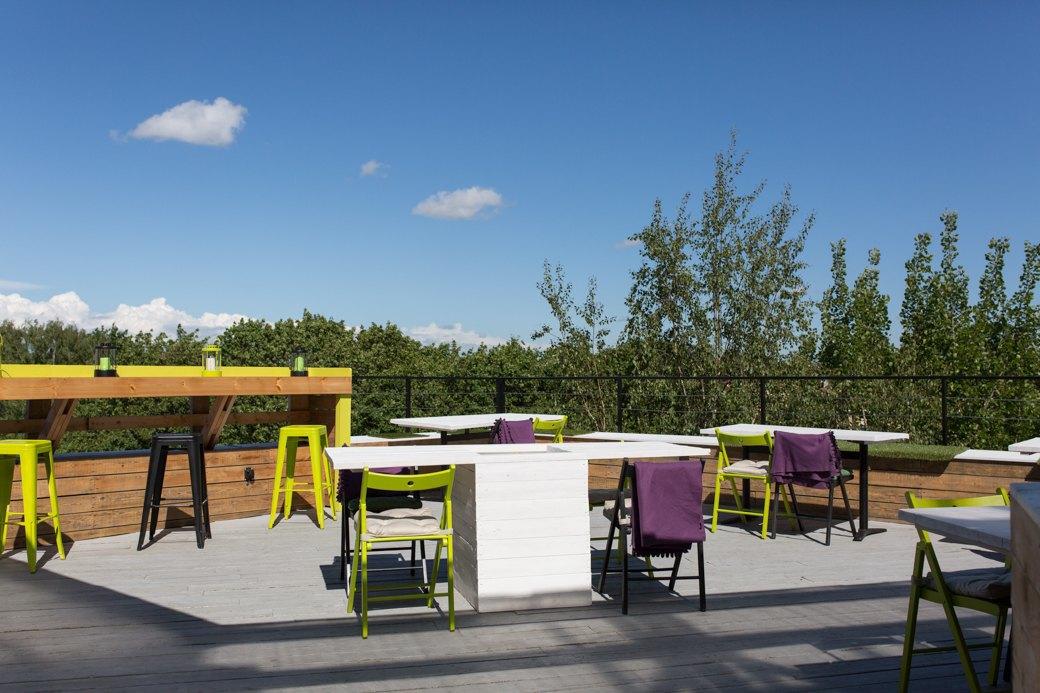 Botanique Bar на крыше «Ленполиграфмаша». Изображение № 7.