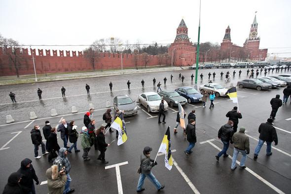 Народ против: Главные протесты 2011 года. Изображение № 66.