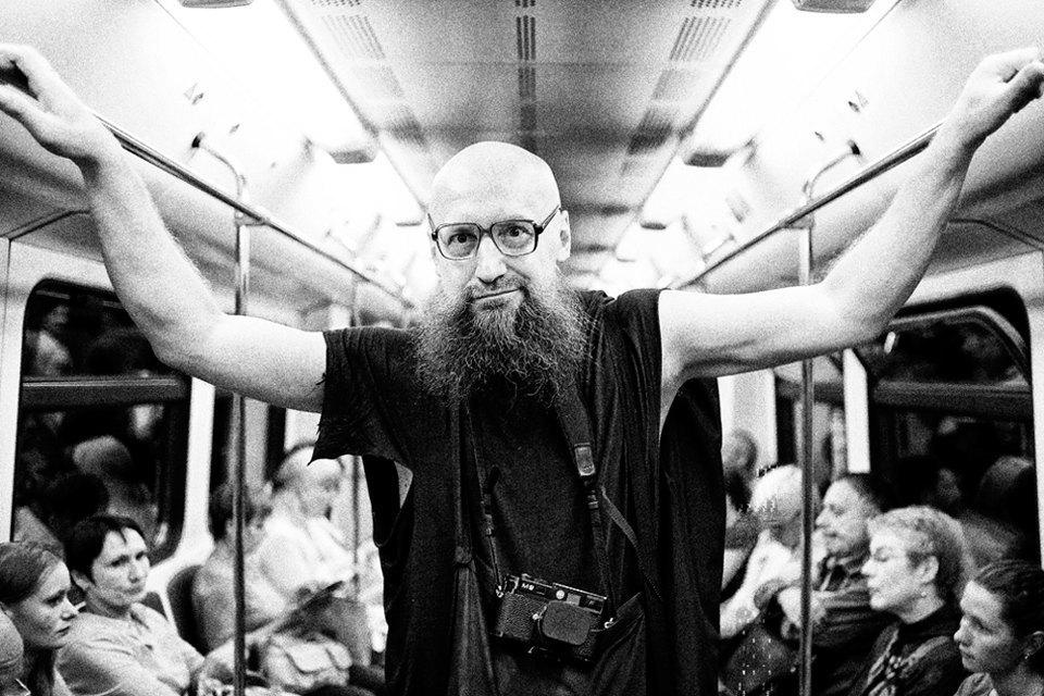 Камера наблюдения: Москва глазами Алана Воубы. Изображение № 13.