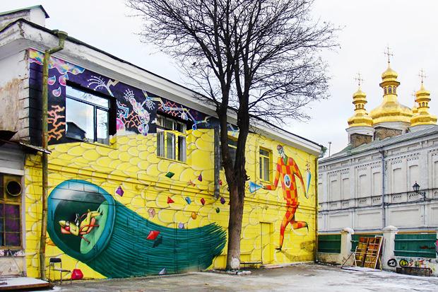 Киев. Галерея «Лавра». Изображение № 7.