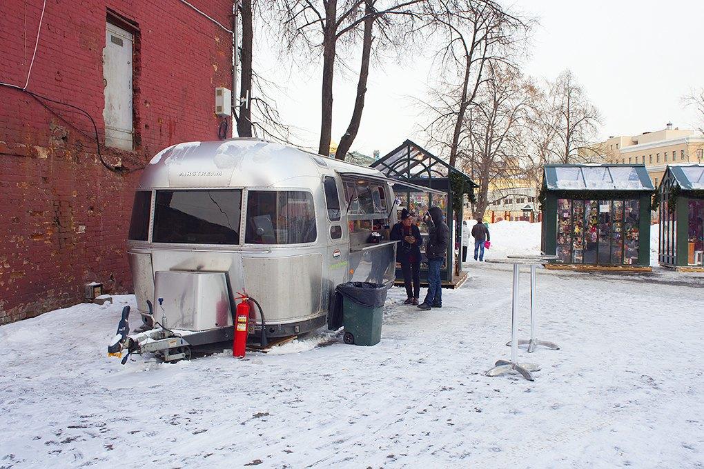 На колёсах: Как устроен бизнес московских передвижных кафе. Изображение № 7.